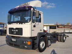 Εμπόριο Φορτηγών - Αυτοκινήτων - Γερανών: Man F2000 19.364