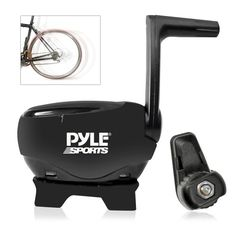 Pyle Bluetooth Fitness and Training Bicycle Sensors with Wireless Data Transmission for Measuring Speed, Cadence, RPM Cycling Equipment, No Equipment Workout, Cardiovascular Activities, Data Transmission, Sports Toys, Sports Training, Cool Bikes, Bluetooth, Iphone 6