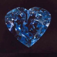 "The Heart of Eternity is 27.64 carats. It was found in a mine in South Africa and it is a ""Fancy Vivid Blue Colour"" rated the Gemological Institute of America, which makes it an extremely rare diamond. The Heart of Eternity is a member of an exceedingly rare class of coloured diamonds. It was found in the ""Premier Diamond Mine"" of South Africa."