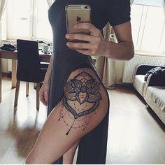 This tattoo!   #Tattoo (Via: @ladyyaah)