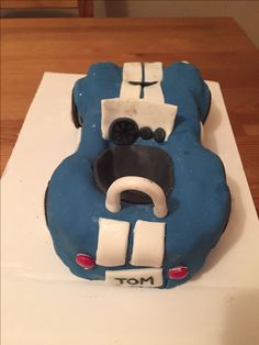 Thomas train with ABC trucks My homemade cakes Pinterest