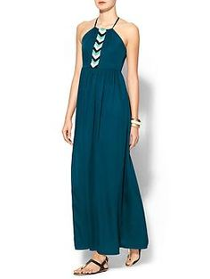 Sabine maxi dress piperlime