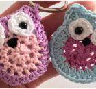 Simple Owl Applique