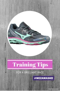 Training tips for a brilliant race! #running #training