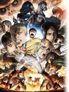 Attack On Titan S2, Attack On Titan Season 2, Aot Season 2, 5 Anime, Anime Kawaii, Anime Art, Anime Watch, Manga Art, Koi