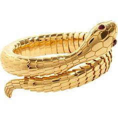 Sidney Garber Gold Il Serpente...   $17,500.00