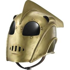 Dieselpunk: Rocketeer helmet Tell us what your after for a paintball mask at Outpost43 !