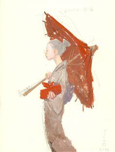 Bento by Shino Arihara | Thumbtack Press: Authentic. Affordable. Art.