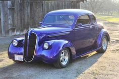 ◆1937 Plymouth Coupe Street Rod◆