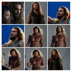 Jason Mamoa Jason Momoa Aquaman, Births, Superhero Movies, Man Alive, Sexy Men, Eye Candy, Twins, Lisa, Handle