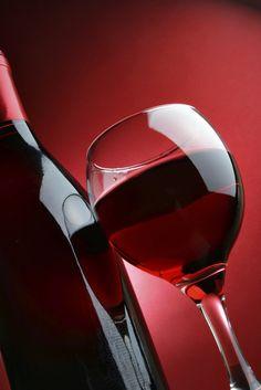 Color Borgoña - Burgundy!!! Wine