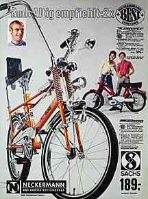 Werbung /Bilder 1970