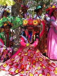 Carnaval de Barranquilla las Farotas de Talaigua