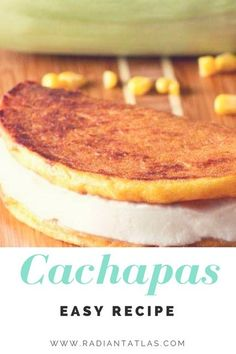 Trend Delicious cheesy goodness Learn how to make Venezuelan Cachapas with my easy recipe here at