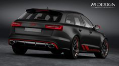 Audi RS6 02 | WrapStyle Company | Flickr