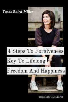 Forgiveness is essential for spiritual growth. It sets you down a path for lifelong freedom and happiness. When you become willing to forgive, even if you aren't sure how to forgive or how long it will take, you allow yourself to start healing. Forgiveness is a choice, and only you can decide when you are ready to forgive. When the pain of holding onto the wrongdoing from the past continues to follow you into the future, it's time to consider forgiveness.