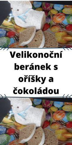 Velikonoční beránek s oříšky a čokoládou Breakfast, Food, Morning Coffee, Essen, Meals, Yemek, Eten