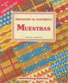 Muestras en crochet Revista descargada en español                                                                                                                                                                                 Más