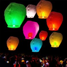 Paper Lanterns Walmart Brilliant In Loving Memory' Latex Balloons X 10 Sky Lantern Memorial Funeral Design Decoration