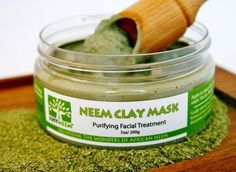 Neem Clay Mask by JustNeem. $25.50. No Sulfates, Parabens, or Phthalates.  Gluten free.. All JustNeem products are made with all natural and healing neem. Handmade and handcut, No animal testing and cruelty-free, 100% biodegradable and phosphate and pthalate free. 10% of proceeds go to improve the lives of the people and the economy of Mauritania, West Africa. An all-natural blend of deeply cleansing French clay, healing Neem leaves, and hydrating oils, draws out i...