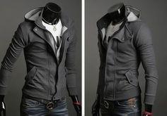 jacket, coat, hood, hoodie, clothes, help, mens wear, mens jacket, menswear, hooded jacket, hooded coat - Wheretoget