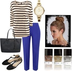"""Teacher Outfit 1"" by sngiorgi on Polyvore"