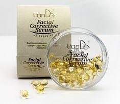 Recenzia: TianDe Regeneračné sérum v kapsuliach Perfume Bottles, Beauty, Perfume Bottle, Beauty Illustration