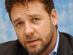 Favorite actors: Russell Crowe