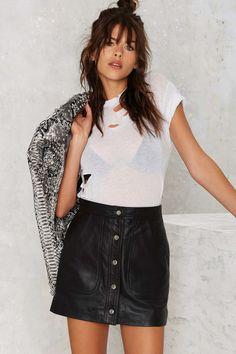 http://www.nastygal.com/sale/nasty-gal-ladyland-leather-skirt