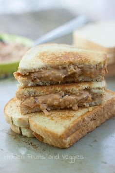 BBQ Grilled Cheese with Caramelized Onions -- my absolute, hands down favorite sandwich of all time.