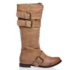 {the Blake boot} buckles = awesome!