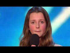 Quando anuncia a música que vai cantar os jurados ficam surpresos. Até que ela começa a cantar… - YouTube