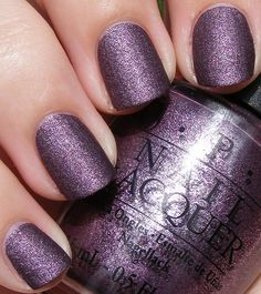 OPI Lincoln Park After Dark Suede by Tabechan, via Flickr