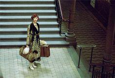 Thời trang thập niên 1920 trong 'Cô gái Đan Mạch'