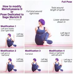 ashtangamondays how to effectively modify janu sirsasana