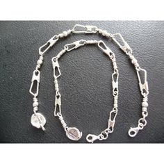 Big Daddy Fisher Bracelet the links are larger and thicker than the original Fisher bracelet and weighs 22 grams. Gift a beautiful bracelet to your beloved ones.