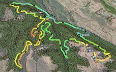 Calvin Crest.... great MTB Trail!