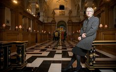 As the Church finally accepts women bishops, Rev Canon Dr Alison Joyce - the   new Rector of St Bride's in Fleet Street, and a likely candidate for   consecration - tells Peter Stanford about her struggles