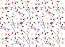 Mazarine Butterfly Wallpaper 97771 White/Multi From ukwallpaper.co.uk £14 per roll
