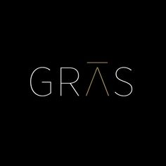 Gras & Groves-Raines Architects by Graphical House. #logo #branding #design