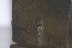 Detalle de bronce.