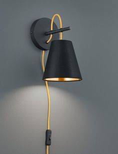 Order Trio Andreus Matted black online and at a sharp price at dmlights. Wall Lamps With Cord, Bedside Wall Lights, Sconces, Home Improvement, Sweet Home, Home And Garden, Indoor, Living Room, Interior Design