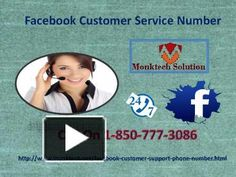 Correct responses for unsolved inquiries via Facebook Customer Service 1-850-777-3086 Facebook Customer Service group's specialists are extremely experienced in explaining the Facebook issues. Our experts are constantly accessible at our without toll technical support number 1-850-777-3086 and they will give the correct responses for all your unsolved questions. Along these lines, come to us in the blink of an eye.  #Facebookcustomerservice