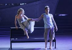 once again - mia michaels & travis wall - amazing!