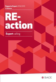 Re-action by SACE  Rapporto export 2016-2019