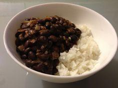 Frijoles Negros (Cuban Black Beans)