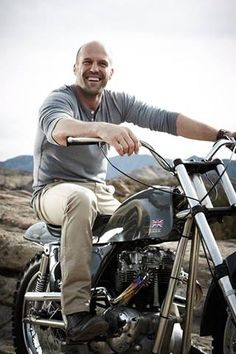 The car board needs a motorcycle...with Jason Statham.