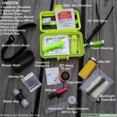 Ideas for mini urban survival kits  #EDC #prepper