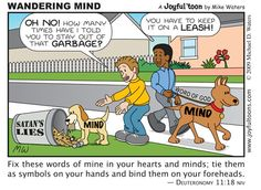 Joyful 'toons-Christian Cartoons