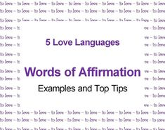 Unique examples and advice for those who cannot think of anything great to say about their partner! Find ways to convey words of affirmation, accept gracefully and why. Affirmation Examples, Words Of Affirmation, Words Of Encouragement, Strong Marriage, Marriage Relationship, Love And Marriage, Relationships, Happy Marriage, Love Language Physical Touch